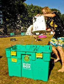 Shelterbox Splash