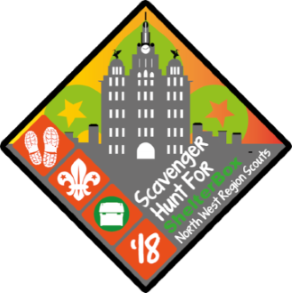 North West England Scout Region Shelterbox Scavenger Hunt